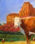 My Utah Cow