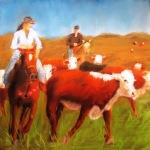 Cattle Drive II Study I