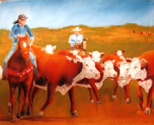 Cattle Drive 2