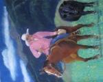 2012 cowboy 16X20