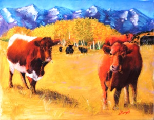 Elk Meadows Series 2 11X14