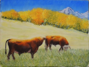 Elk Meadows Series 5 9X12