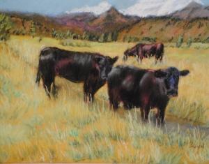 Potter Cows