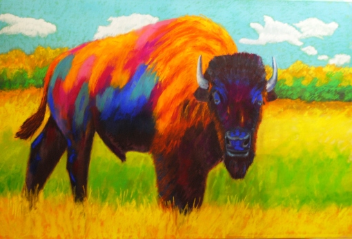 Nancys Buffalo 26x40