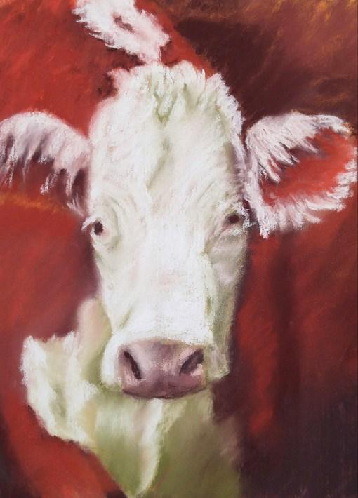 Cattle Drive 5 8x10 2016